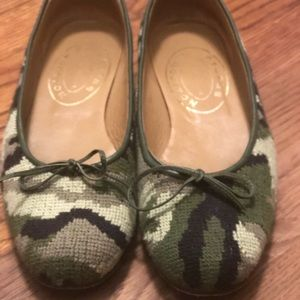 Stubbs and Wootton camo flats